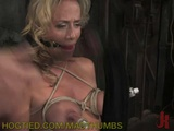 Hardcore Tit Play For Curious Blonde