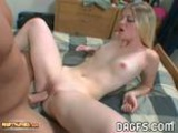 Teen Blonde Likes To 69 And Fuck Hardcore For Facial