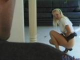 Blondie Anderson Loves Cum