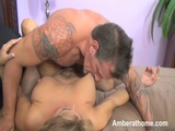 Amateur Milf Gets Fucked By Her Man