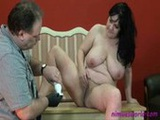 Andreas amateur bbw fist ...