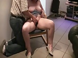 Front of her Husband fail and fucks Wife