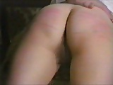 girl is caned