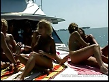 Granny's Yacht Orgy Part 1