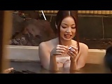 Risa returns to the man s bath