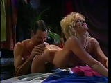 Brandy Alexandre pleases Mike in the tub!