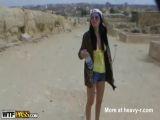 Public Blowjob At Egyptian Pyramids - Public Videos
