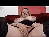 LJ95 Carola 38 ans BBW double vaginale