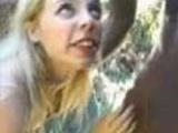 Blondie fucks entire African tribe