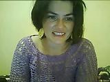 Chubby Milf in Webcam