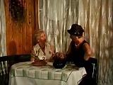Granny Norma Threesome