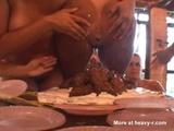 Shit Covered Birthdaycake. - Shitting Videos