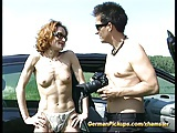 skinny german redhead pickup for anal in nature