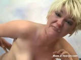 Shouting With A Mouth Full Of Cum - Blowjobs Videos