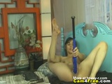 Camgirl Goes Berserk - Webcam Videos