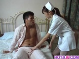 Hijiri Kayama Sucks Patient Dick And Fucked