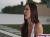 Kendra Lust Has A Lot On Her Mind