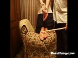 Caning Foot Soles - Caning Videos