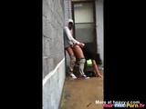 Fucking On The School Playground - Amateur Videos