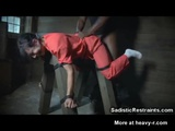 Female Prisoners Restrained And Punished - Restraint Videos