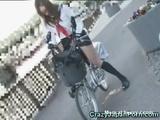 Public Squirting On A Orgasm Bike - Japanese Videos