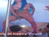 Another Stripper Squirting On Customer - Squirting Videos