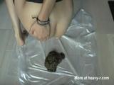 Mistress Gia Takes A Big Shit - Poop Videos