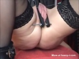 Pussy Tortured And Fucked - Bondage Videos
