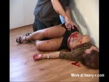 Slaughtered Woman  - Stab Videos