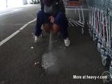 Car Park Pisser - Piss Videos