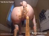 Shitty Dildo Fuck - Scat Videos