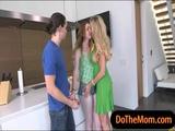 Teen caught milf sucking her BFs cock 3
