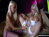 Michelle Thorne doesnt usually have sex with girls, but when shes been rewarded