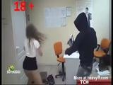 Asian Teen Assaulted While At Work - Assault Videos