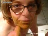 Nasty Wife Giving Scat Blowjob - Scat Videos