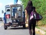 Stranded Teen Girl Takes Revenge On Ex-Boyfriend