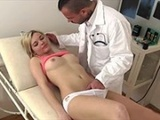 Dirty Doctor Knows Just What His Teen Patient Needs
