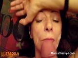Mom Gets Glazed Over By Son - Mom Videos