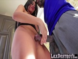 Big tits and slutty Anissa Kate gets fucked by Lexington Steele