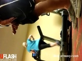 Jerking Off In The Gym - Public Videos