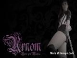 Miss Urnom - Folded cock and Skewered - Needles Videos