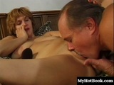 Lola doesnt need much convincing to give a hot blowjob closeup and intimate