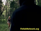 Gina Valentina sex slave