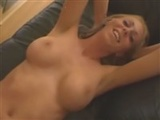 Busty girlfriend enjoys having her wet pussy drilled