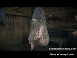 Waterboarding For A Restrained Girl! - Restraint Videos