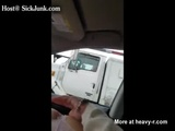 Flashing Pussy To Truck Driver - Car Videos