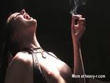 Smoking Mistress Gets Pussy Eaten - Lesbian Videos