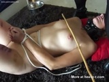 Rough Tit Caning - Pain Videos