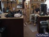Ex dominatrix slammed at the pawnshop