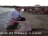 Blowjob On Public Beach - Blowjob Videos
